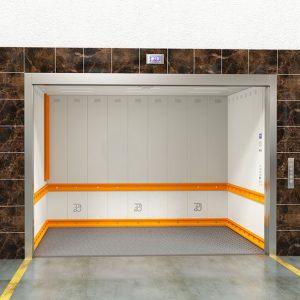 Freight Elevator